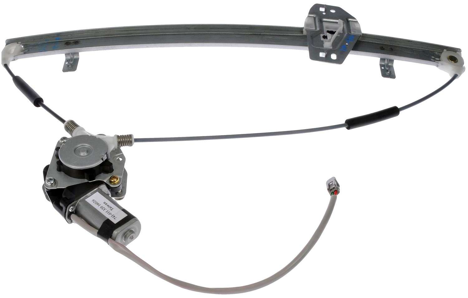 DORMAN OE SOLUTIONS - Power Window Motor And Regulator Assembly (Front Right) - DRE 741-011