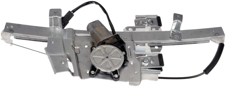 DORMAN OE SOLUTIONS - Power Window Motor And Regulator Assembly (Front Left) - DRE 741-146