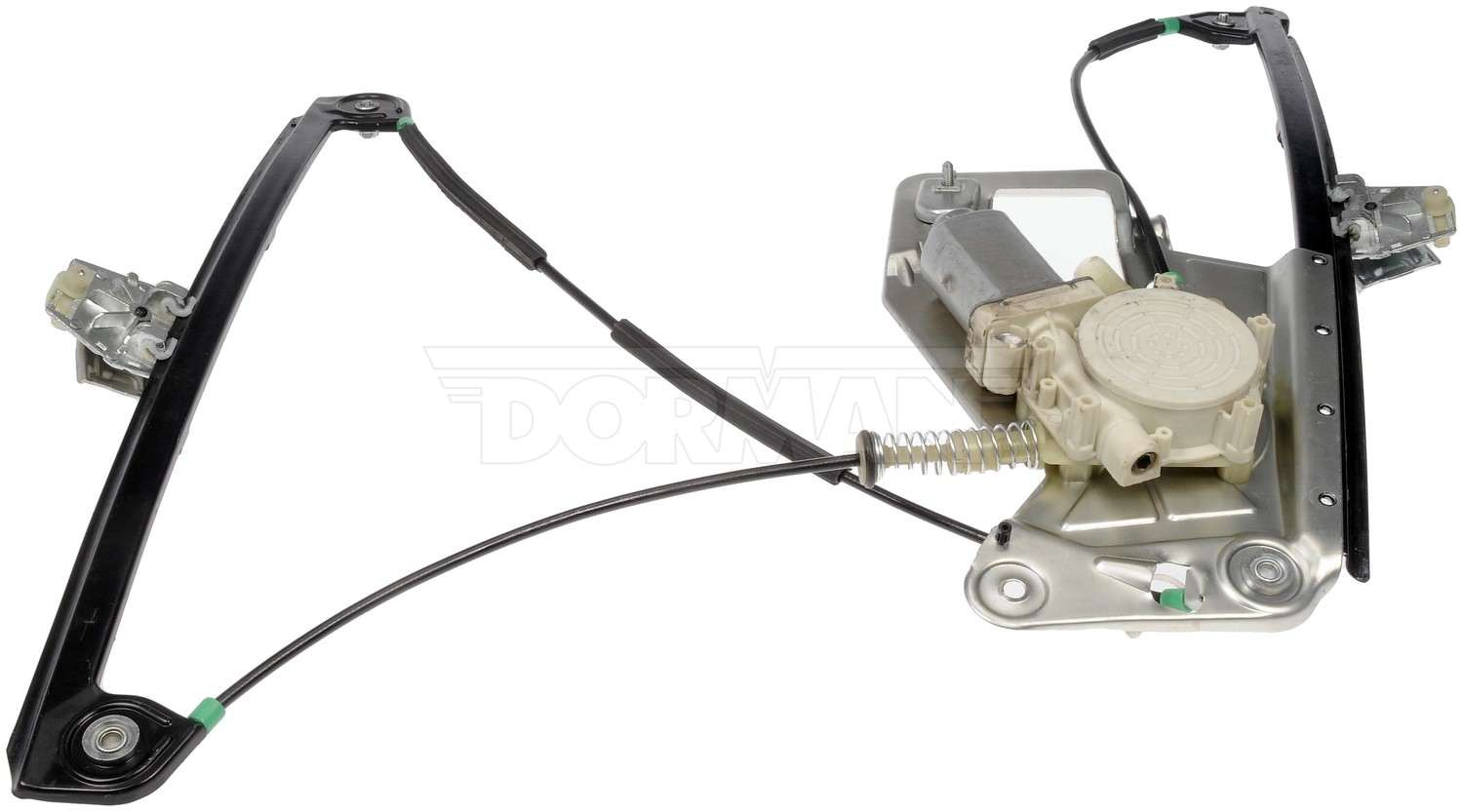 DORMAN OE SOLUTIONS - Power Window Motor And Regulator Assembly (Front Left) - DRE 741-478