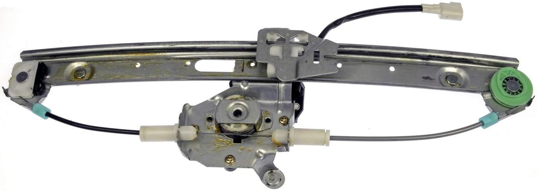 DORMAN OE SOLUTIONS - Power Window Motor And Regulator Assembly - DRE 741-481