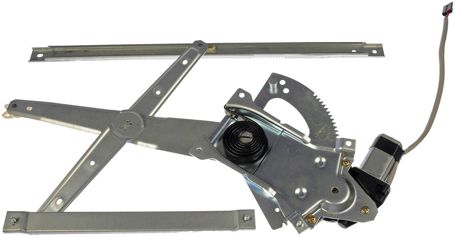 DORMAN OE SOLUTIONS - Power Window Motor And Regulator Assembly (Front Right) - DRE 741-672