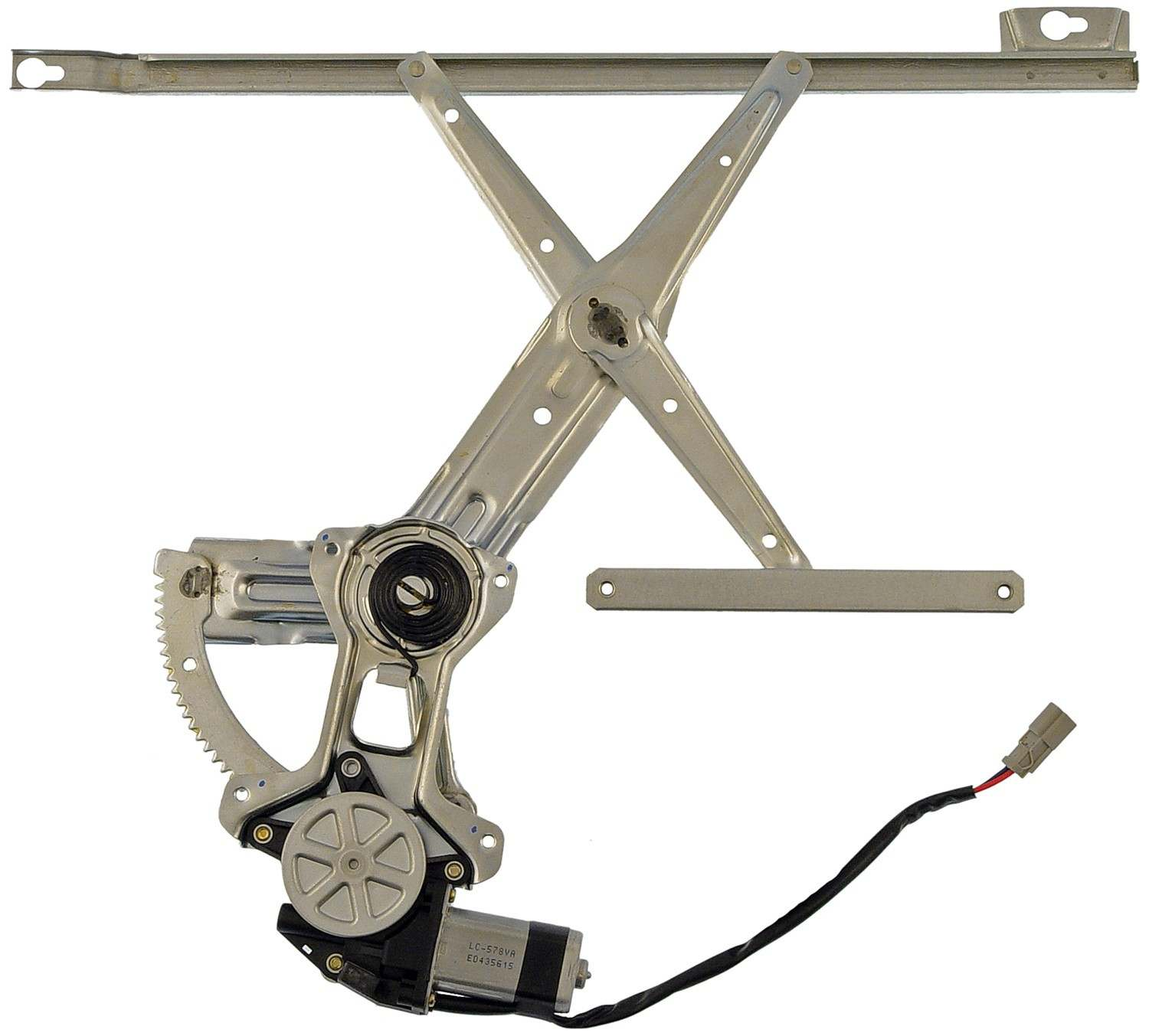 DORMAN OE SOLUTIONS - Power Window Motor And Regulator Assembly (Front Right) - DRE 741-716