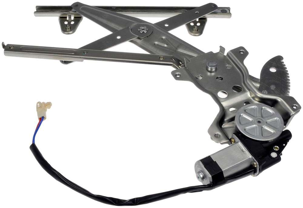DORMAN OE SOLUTIONS - Power Window Motor And Regulator Assembly (Rear Right) - DRE 741-830