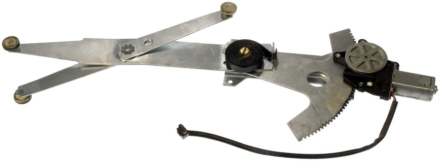 DORMAN OE SOLUTIONS - Power Window Motor And Regulator Assembly (Front Left) - DRE 741-886