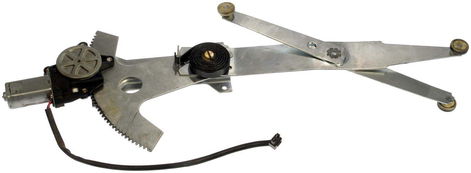 DORMAN OE SOLUTIONS - Power Window Motor And Regulator Assembly (Front Right) - DRE 741-887