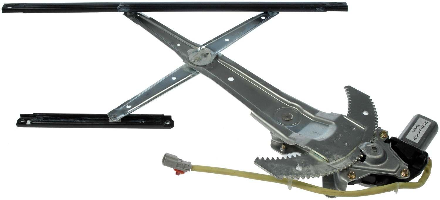 DORMAN OE SOLUTIONS - Power Window Motor And Regulator Assembly (Front Right) - DRE 741-951