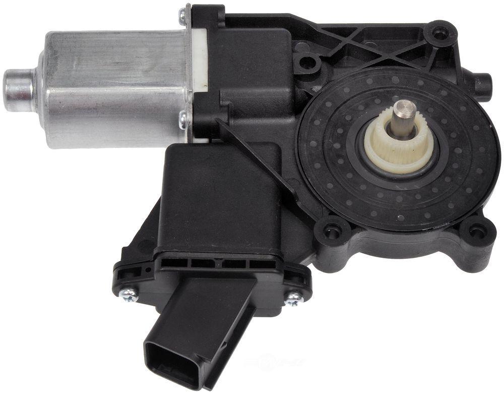 DORMAN OE SOLUTIONS - Power Window Motor (Front Left) - DRE 742-096