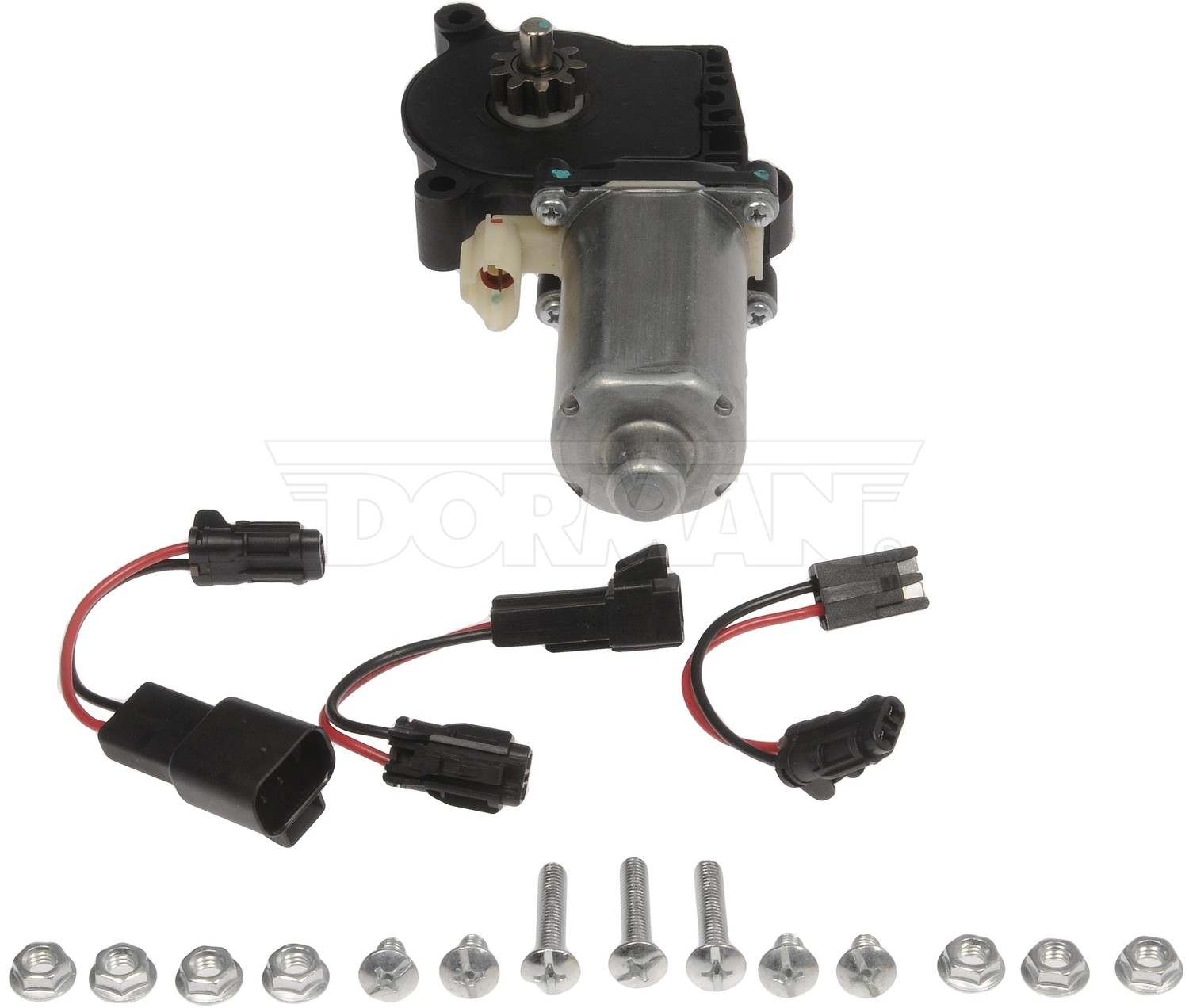 DORMAN OE SOLUTIONS - Power Window Motor (Front Left) - DRE 742-142