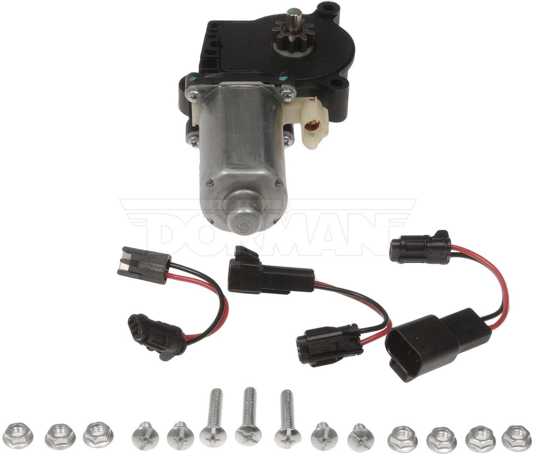 DORMAN OE SOLUTIONS - Power Window Motor (Front Right) - DRE 742-143