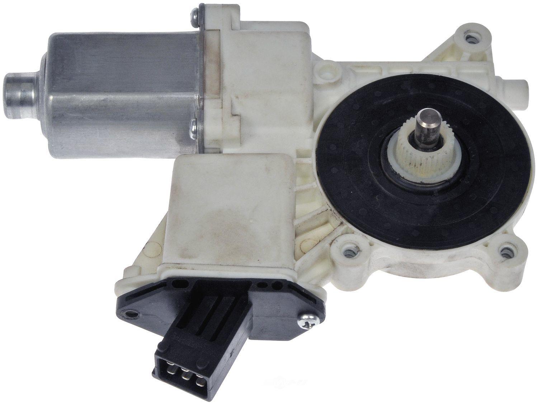 DORMAN OE SOLUTIONS - Power Window Motor (Front Left) - DRE 742-165