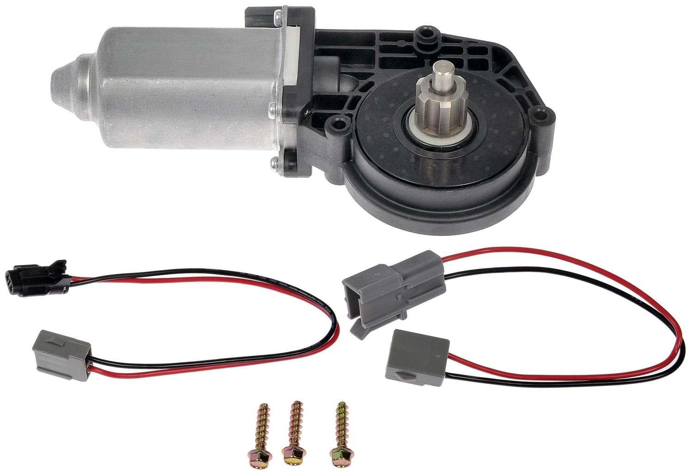DORMAN OE SOLUTIONS - Power Window Motor (Front Left) - DRE 742-234