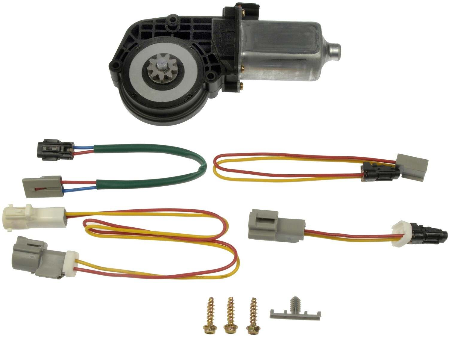 DORMAN OE SOLUTIONS - Power Window Motor (Front Left) - DRE 742-264