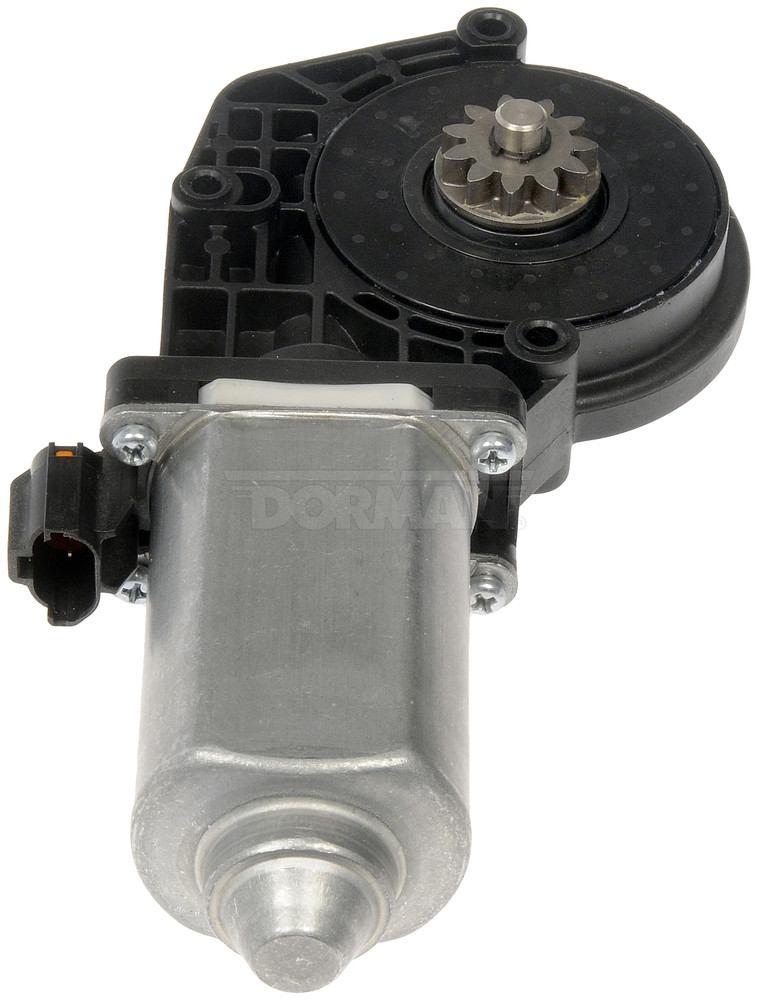 DORMAN OE SOLUTIONS - Power Window Motor - DRE 742-271