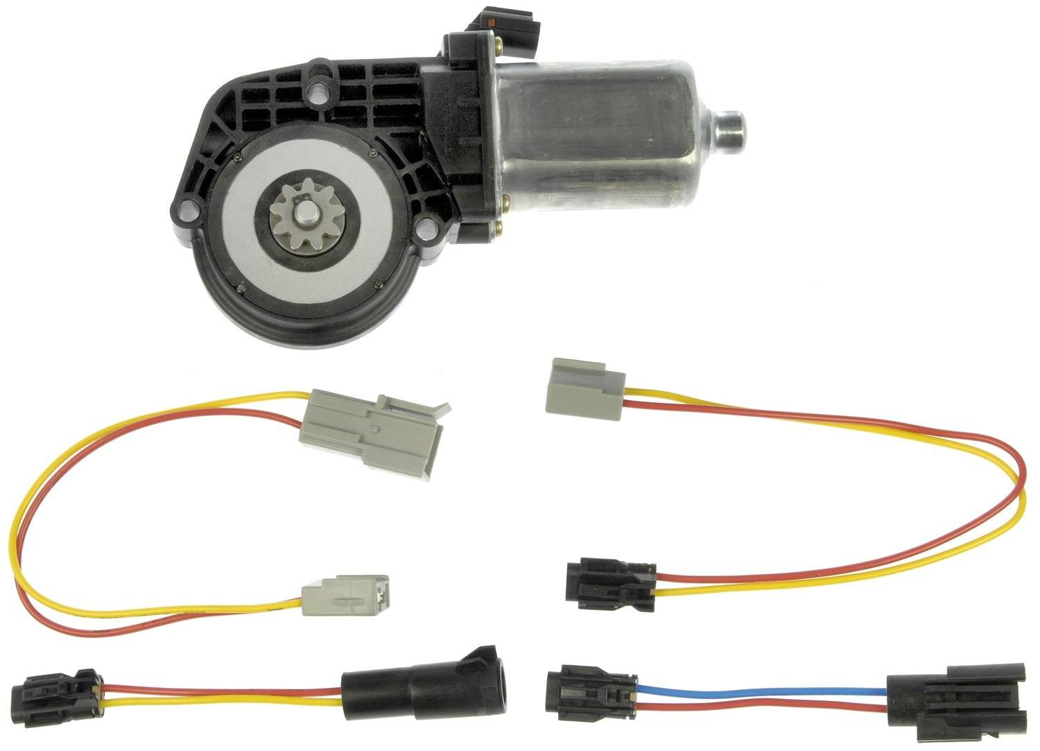 DORMAN OE SOLUTIONS - Power Window Motor (Rear Left) - DRE 742-276