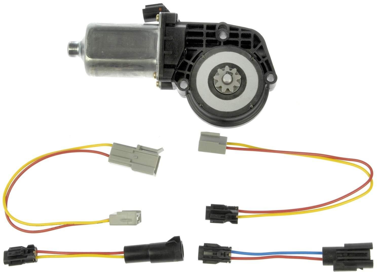 DORMAN OE SOLUTIONS - Power Window Motor (Rear Right) - DRE 742-277
