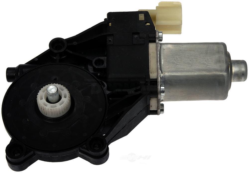 DORMAN OE SOLUTIONS - Power Window Motor (Front Left) - DRE 742-288