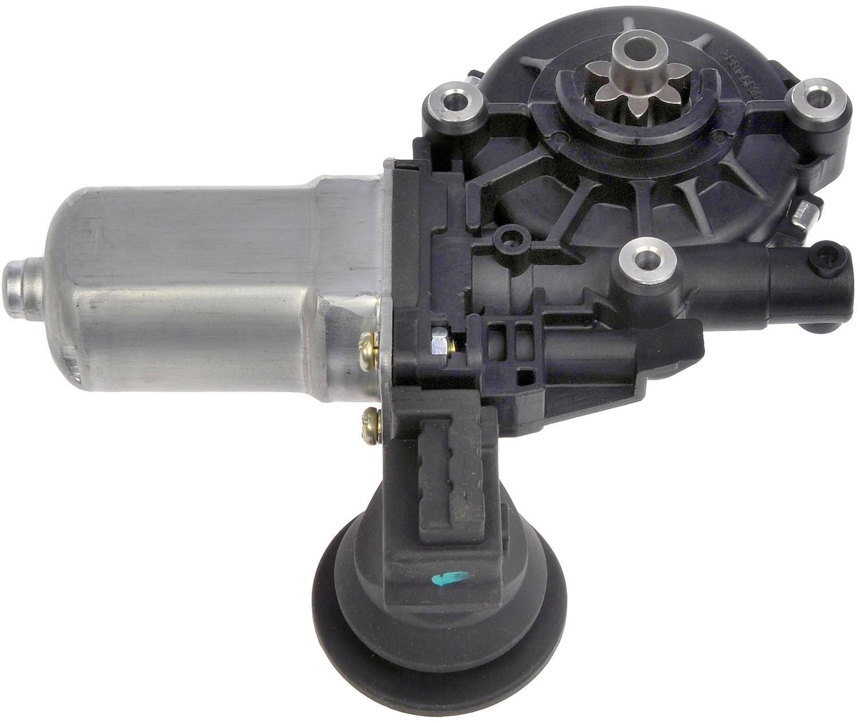 DORMAN OE SOLUTIONS - Power Window Motor (Front Left) - DRE 742-623