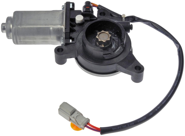 DORMAN OE SOLUTIONS - Power Window Motor (Front Right) - DRE 742-859