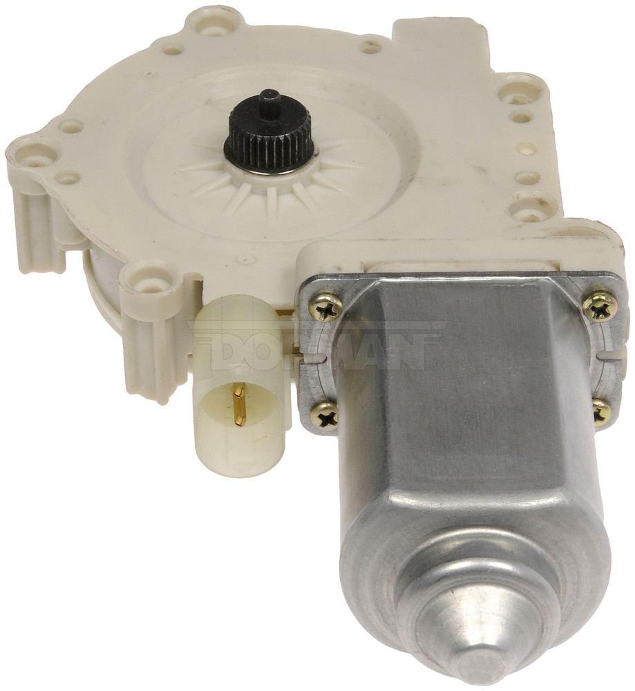 DORMAN OE SOLUTIONS - Power Window Motor (Front Right) - DRE 742-911