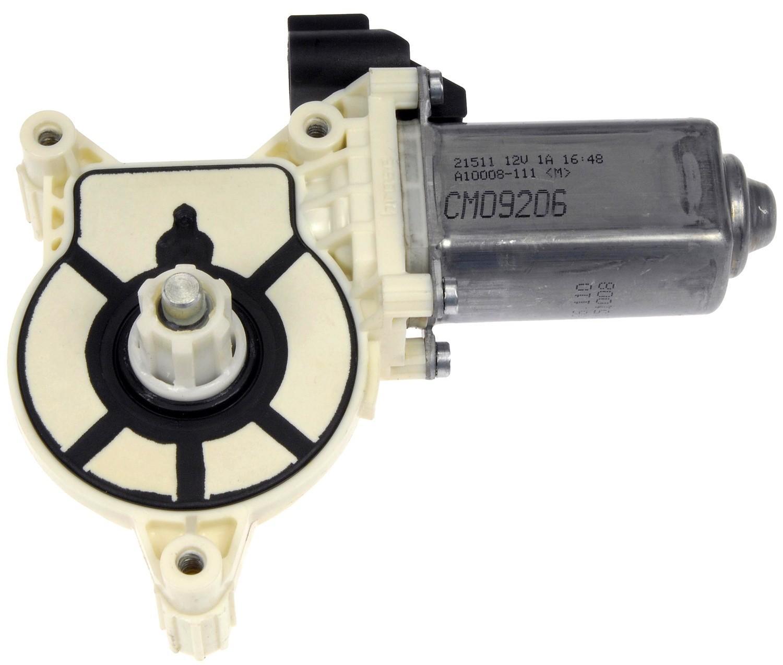 DORMAN OE SOLUTIONS - Power Window Motor (Front Left) - DRE 742-938