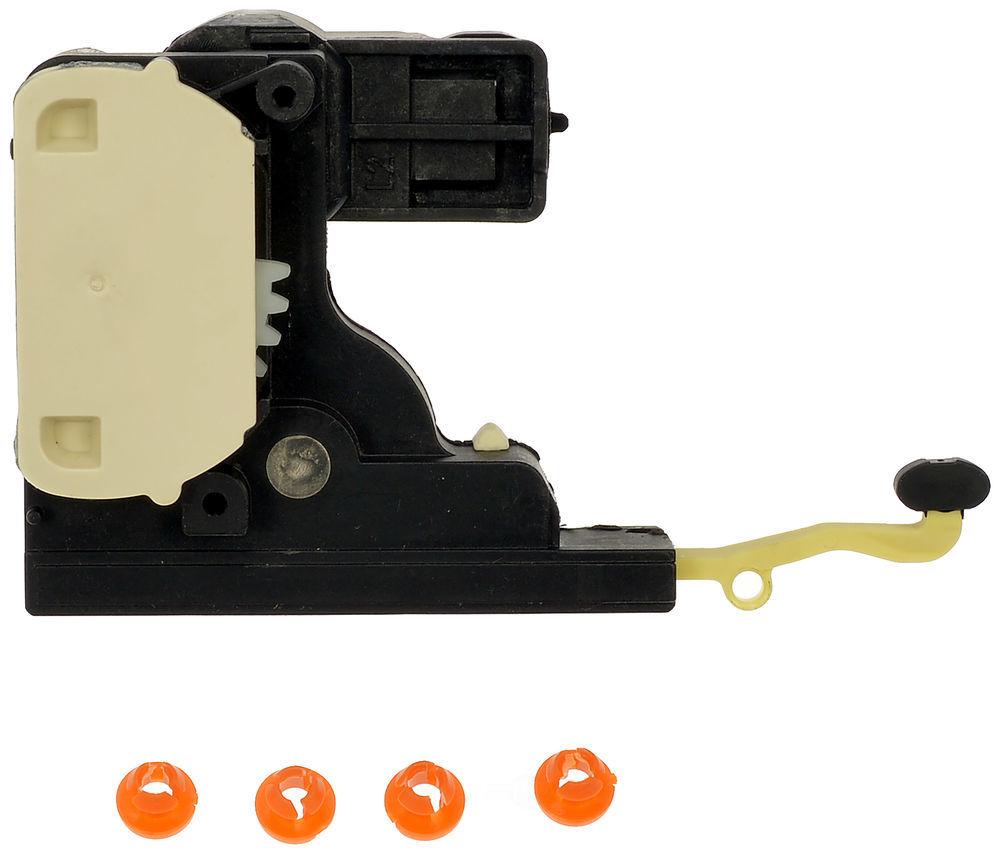 DORMAN OE SOLUTIONS - Tailgate Lock Actuator - DRE 746-017