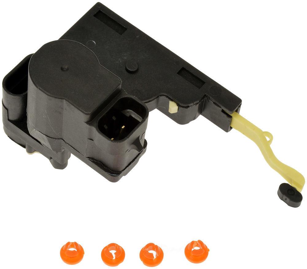 DORMAN OE SOLUTIONS - Door Lock Actuator Motor (Rear Left) - DRE 746-017