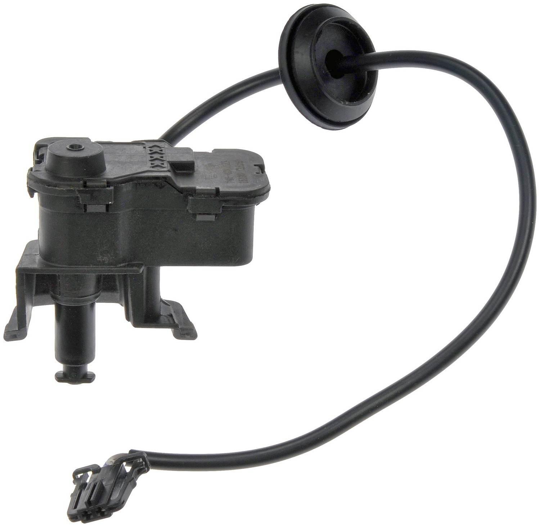 DORMAN OE SOLUTIONS - Fuel Filler Door Lock Actuator - DRE 746-403