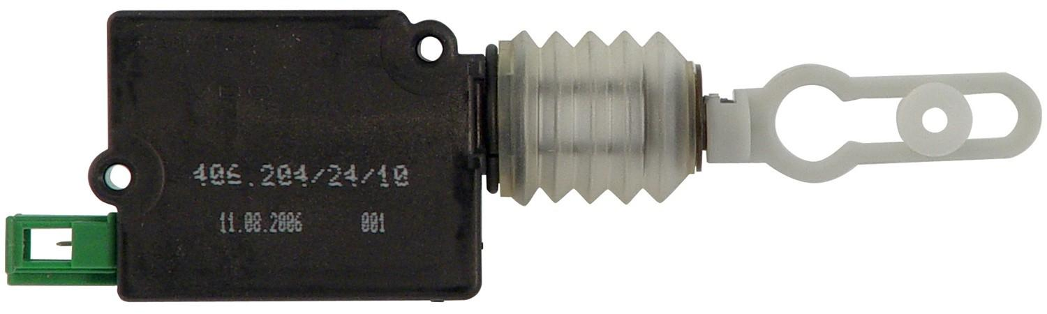 DORMAN OE SOLUTIONS - Tailgate Lock Actuator - DRE 746-420