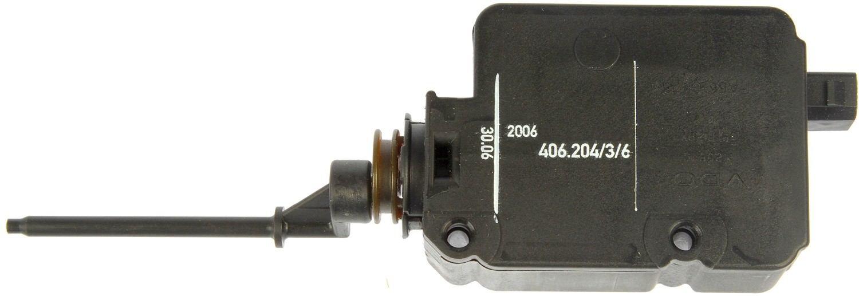 DORMAN OE SOLUTIONS - Fuel Filler Door Lock Actuator - DRE 746-501