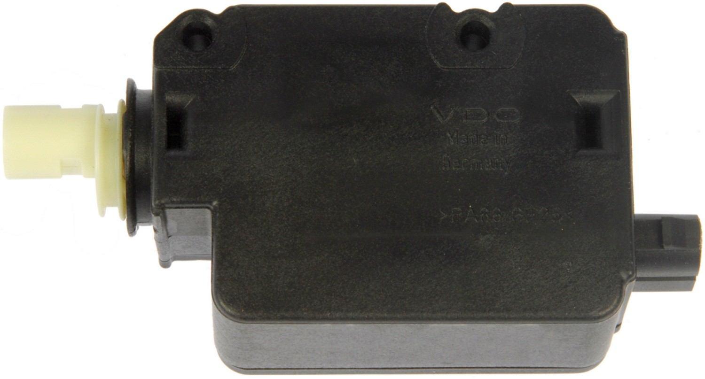 DORMAN OE SOLUTIONS - Fuel Filler Door Lock Actuator - DRE 746-502
