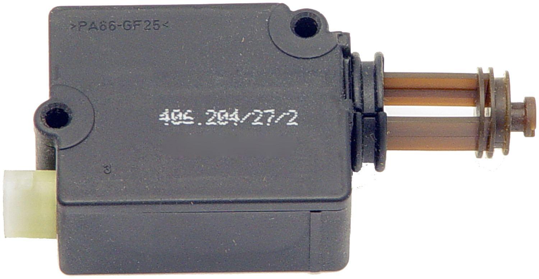 DORMAN OE SOLUTIONS - Tailgate Lock Actuator - DRE 746-503