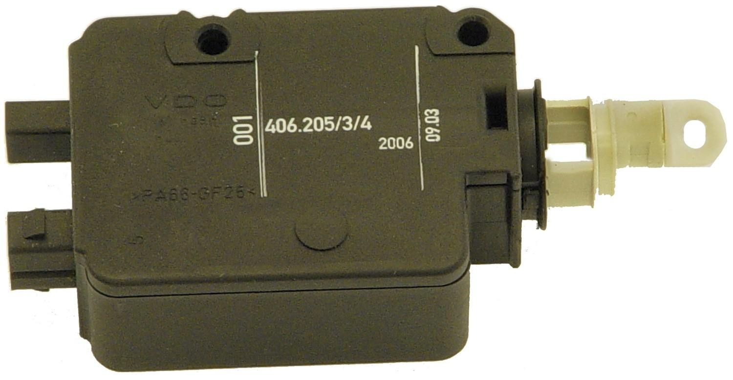DORMAN OE SOLUTIONS - Trunk Lock Actuator - DRE 746-504