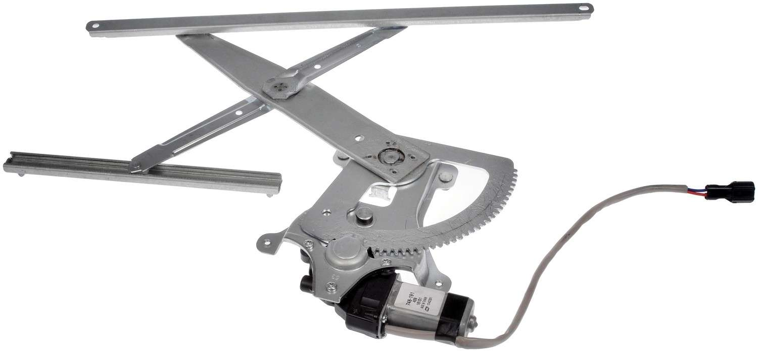 DORMAN OE SOLUTIONS - Power Window Motor And Regulator Assembly (Front Right) - DRE 748-191