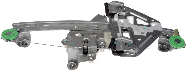DORMAN OE SOLUTIONS - Power Window Motor And Regulator Assembly (Rear Left) - DRE 748-274