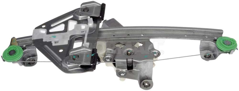 DORMAN OE SOLUTIONS - Power Window Motor And Regulator Assembly (Rear Right) - DRE 748-275