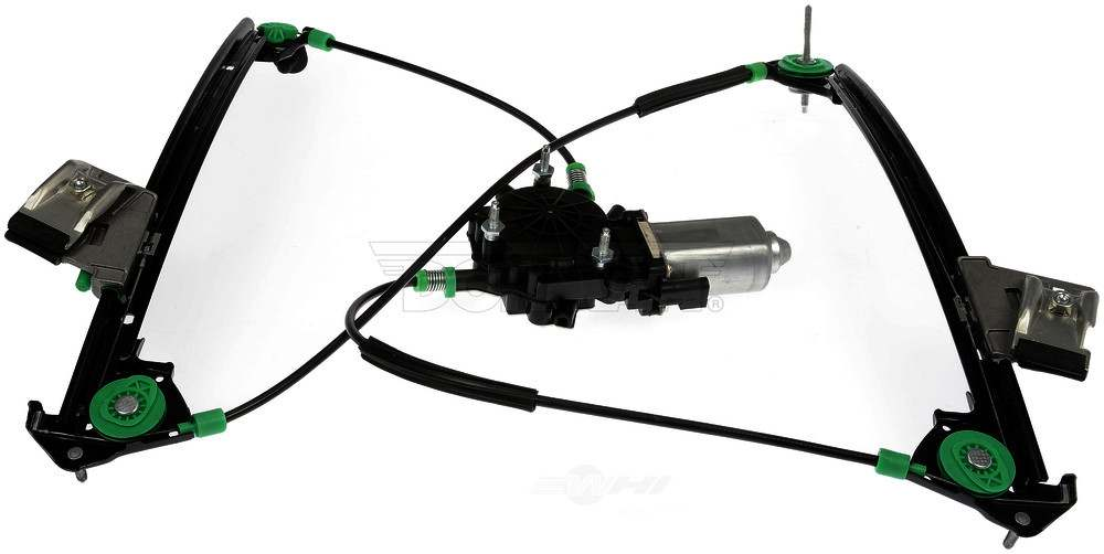 DORMAN OE SOLUTIONS - Power Window Motor And Regulator Assembly (Front Right) - DRE 748-473
