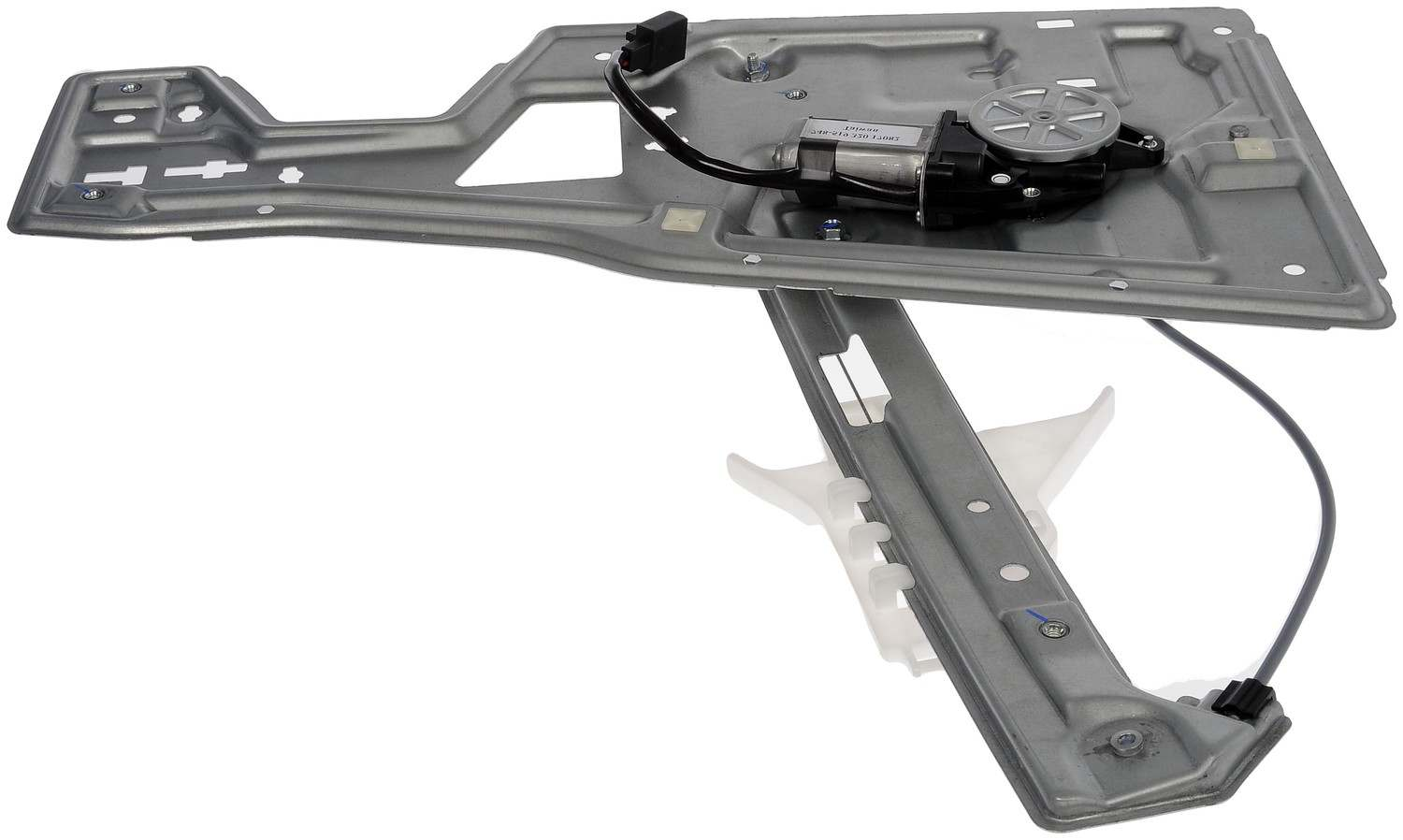 DORMAN OE SOLUTIONS - Power Window Motor And Regulator Assembly - DRE 748-518