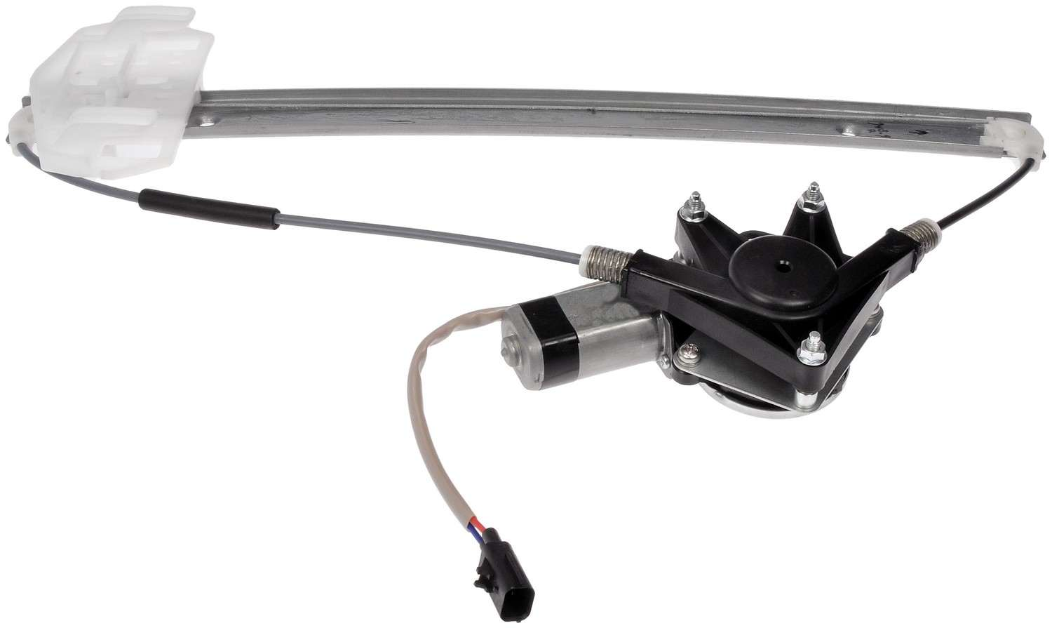 DORMAN OE SOLUTIONS - Power Window Motor And Regulator Assembly (Front Right) - DRE 748-913