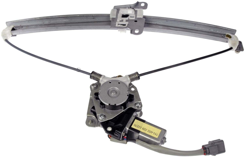 DORMAN OE SOLUTIONS - Power Window Motor & Regulator Assembly - DRE 751-052