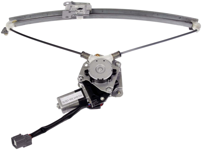 DORMAN OE SOLUTIONS - Power Window Motor & Regulator Assembly - DRE 751-053