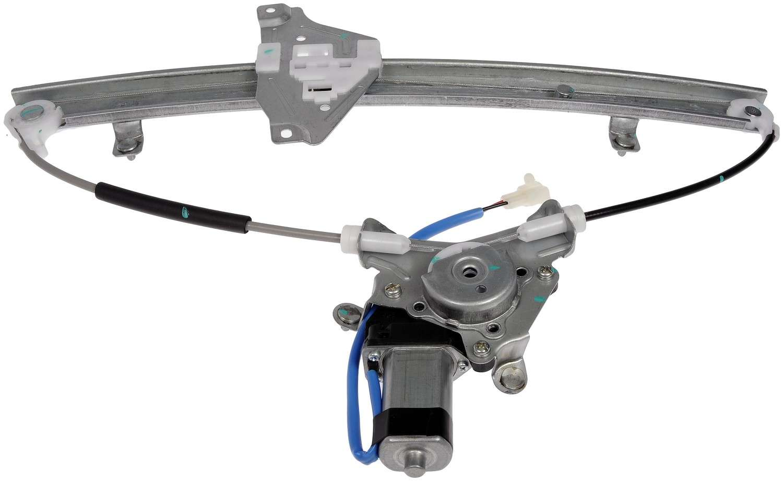 ACI 88966 Power Window Motor and Regulator Assembly