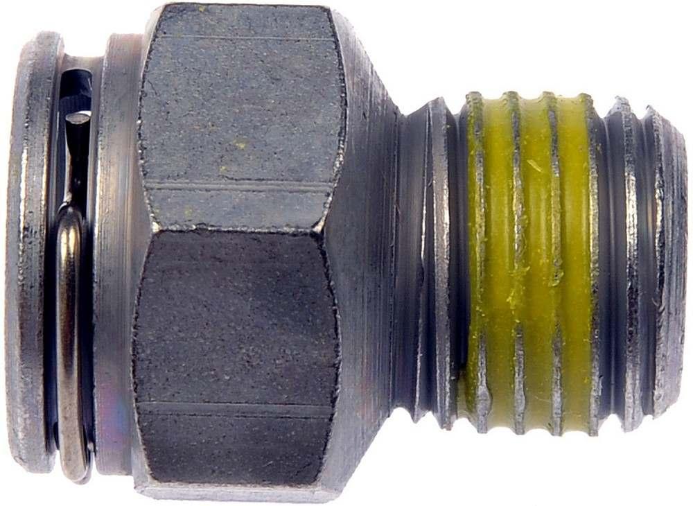 DORMAN OE SOLUTIONS - Auto Trans Oil Cooler Line Connector - DRE 800-604