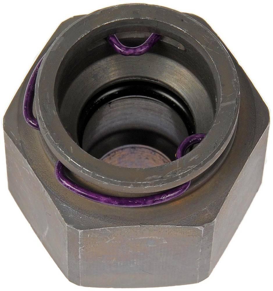 DORMAN OE SOLUTIONS - Auto Trans Oil Cooler Line Connector - DRE 800-743