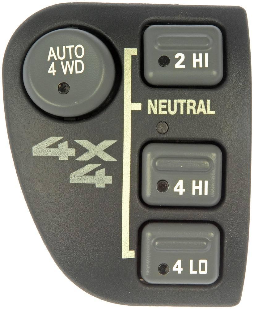 DORMAN OE SOLUTIONS - 4WD Switch - DRE 901-060