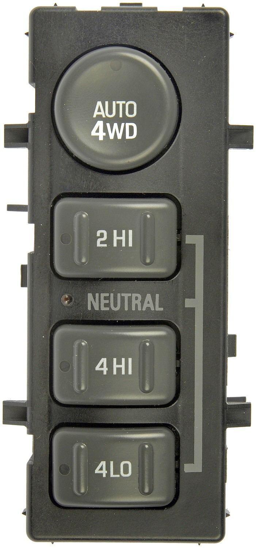 DORMAN OE SOLUTIONS - 4WD Switch - DRE 901-062