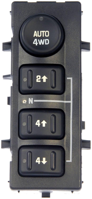 DORMAN OE SOLUTIONS - 4WD Switch - DRE 901-072