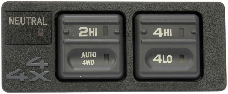 DORMAN OE SOLUTIONS - 4WD Switch - DRE 901-130