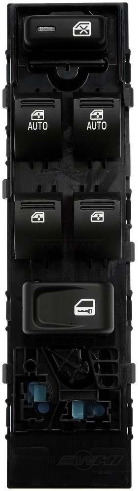 DORMAN OE SOLUTIONS - Door Window Switch (Front Left) - DRE 901-299