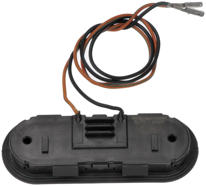 DORMAN OE SOLUTIONS - Liftgate Release Switch - DRE 901-470