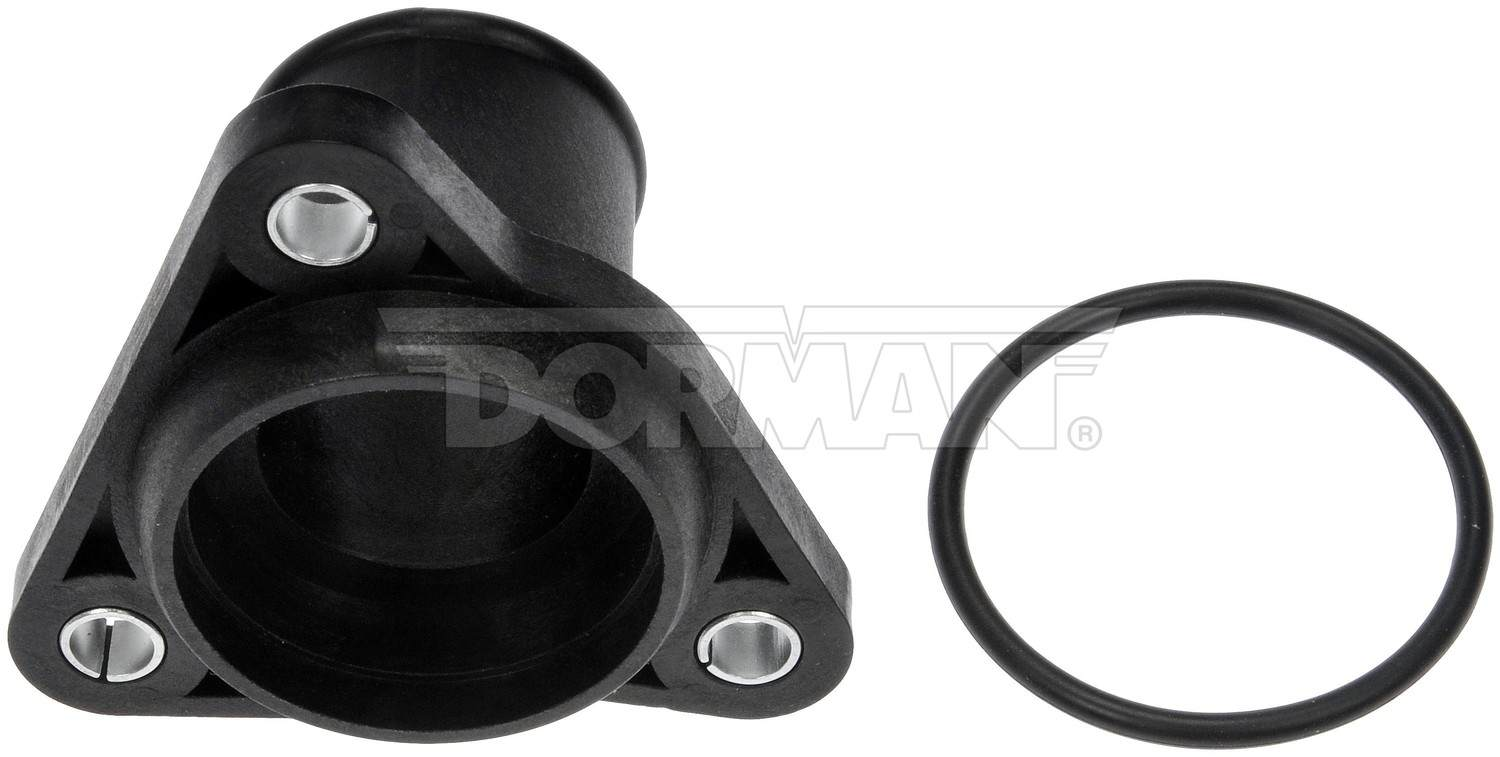 DORMAN OE SOLUTIONS - Engine Coolant Thermostat Housing (Outer) - DRE 902-1105